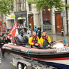 Dublin Fire Brigade celebrated 150 years with an impressive parade from Parnell Streeet through Dublin City Centre finishing at Dublin Castle Saturday 02 June 2012. Photograph: Margaret Brown