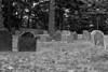 <center>Oldest Cemetery in America <br><br>Duxbury, MA</center>