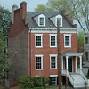 Edgar Allan Poe's home next to St. John's Church. Mr. Poe spent the last night of his life here. Poe went to Baltimore and died Oct. 7, 1849, in Baltimore at the age of 40, after he collapsed in a tavern. He spent most of his life in Richmond.