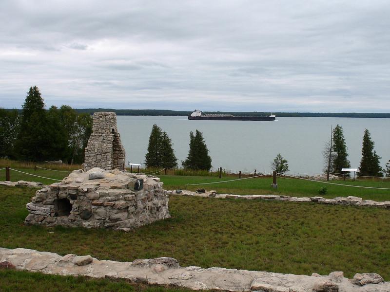 Fort St. Joseph & St. Joseph Island, ON (9-10-07)