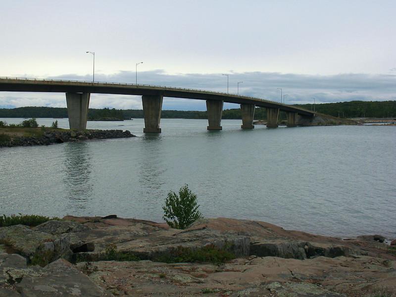 St. Joseph Island Bridge