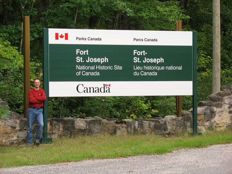 Fort St. Joseph National Historic Site