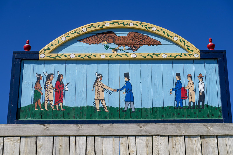 Painting Over Front Gate