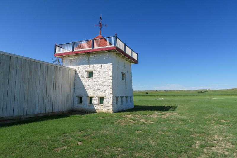 Northeast Bastion