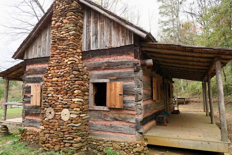 Hagood Cabin (ca. early 1800's)