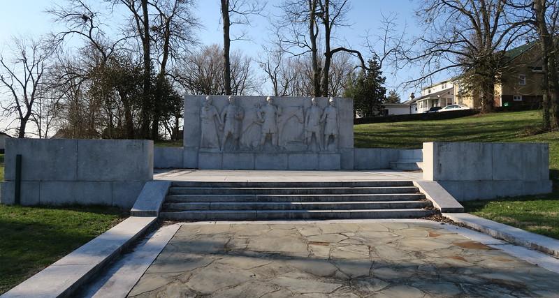 George Rogers Clark Federal Memorial