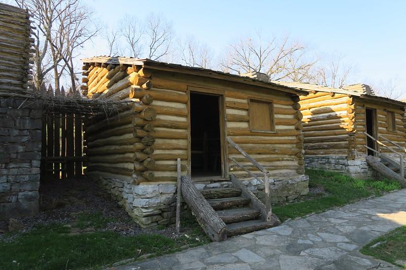 Bryan Station Cabin