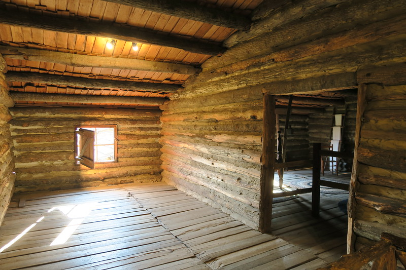 McGinty Blockhouse (upper floor)