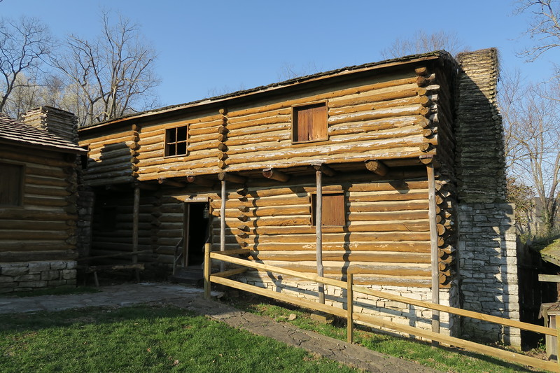 McGinty Blockhouse