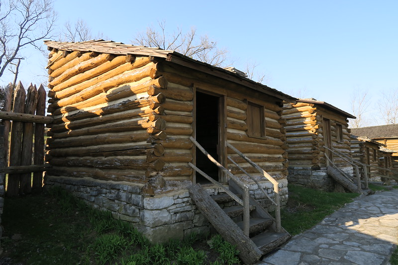 William Pogue Cabin