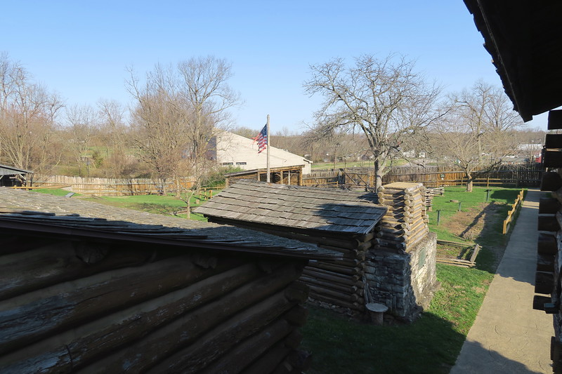 George Rogers Clark Blockhouse
