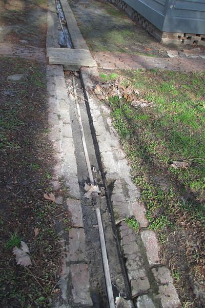 Above-ground Drainage