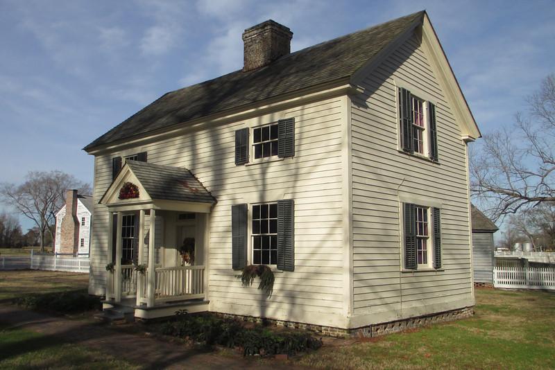Colony House (ca. 1820's)