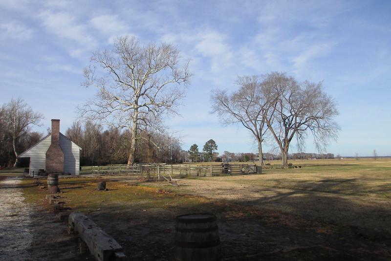 Slave Cabin Sites