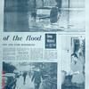 East Lancashire Telegraph Floods Souvenir 1964 July 28 g