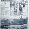 East Lancashire Telegraph Floods Souvenir 1964 July 28 e