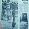 East Lancashire Telegraph Floods Souvenir 1964 July 28 d