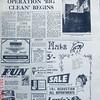 East Lancashire Telegraph Floods Souvenir 1964 July 28 o