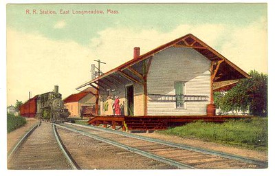 East Longmeadow Railroad Station 4