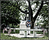 Iraqi war veterans memorial at historic Island Park in Eaton Rapids Michigan.<br /> (Operations: Iraqi Freedom and Enduring Freedom)<br /> <br /> The island is in the Grand River,  east side of downtown Eaton Rapids. .