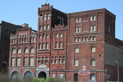 A building located just south of downtown Memphis.