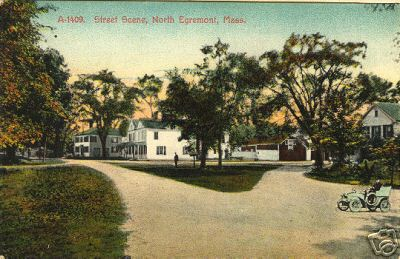 North Egremont Street Scene