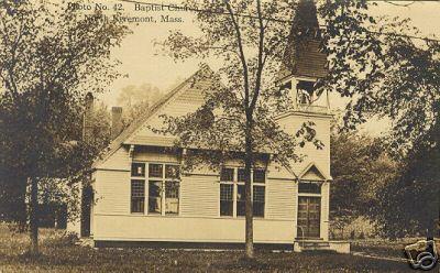 North Egremont Church