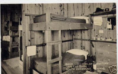 South Egremont Bunks Jug End Barn
