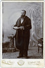 """Page 32<br /> """"Mr. Proues of Bowmanville""""<br /> Cabinet Card, Tait & Co., Bowmanville, Ont."""