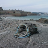 Lobster pot and the castle