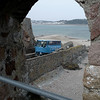 1st you have to get there via amphibious vehicles when the tide is up