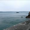 View towards St Aubins