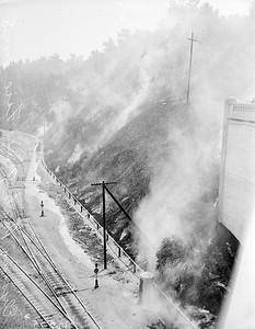 1958, Grass Fire