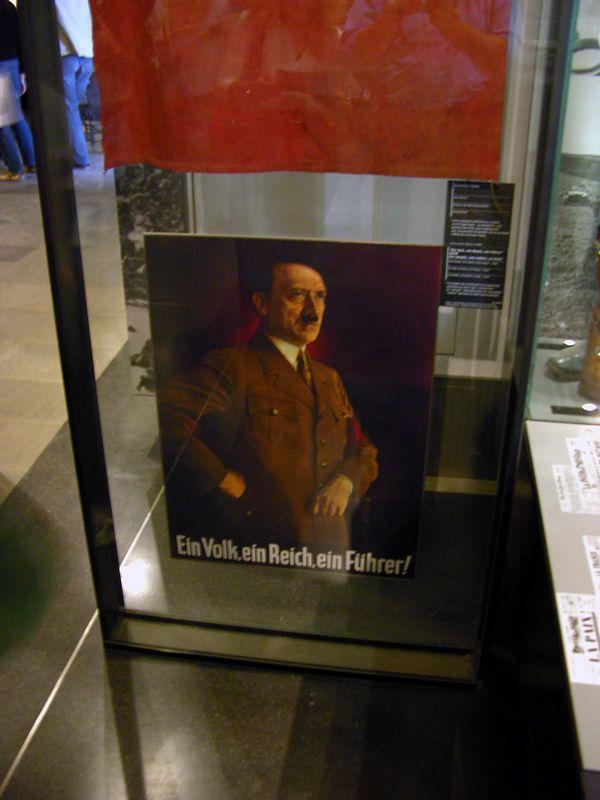 German Propaganda Poster
