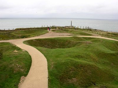 Pont du Hoc & Craters