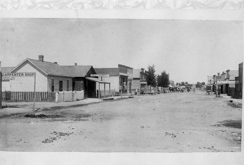 Briggs Street 1910