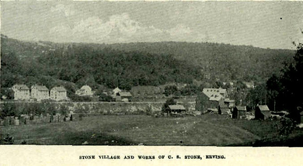 Erving  Stone Village & Works