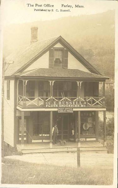 Farley (Erving) Post Office