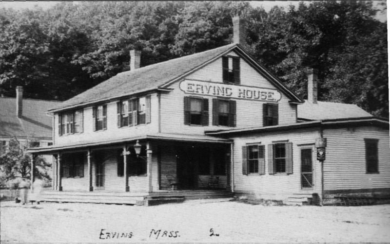 Erving Erving House 1911