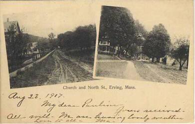 Erving 1907 Town Views