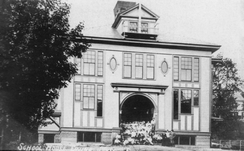 Erving Center School 1907