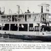 Tourist No 2  Built 1924 Astoria  Builder AMCCO   Fritz Elfving  Astoria  Megler Run