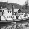 General Washington  Built 1907 Astoria   Deep River  Columbia River  Astoria