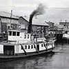 Julia B  Built 1907 Astoria  Wahkiakum Tranportation Co  75x19x4 9  Steam Vessel Passengers and Cargo Columbia River