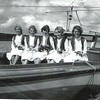 Astoria Sally The Salmon Court Sandy Jolma Joy Barendse Sherry Pederson Sue Anderson Sheryl Elmory 1965
