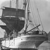 Skoleskipet,Sailor Training Ship Norway,Built 1905 Sweden,Bought from Denmark in 1927,Pic Taken 1934 Trondhjem,Ragnar Norgaard,