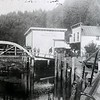 Deep River Landing  Washington  Around 1929 1930  Bow Of General Washington Daily Runs To Astoria Oregon
