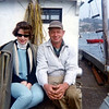 Carolyn Toenjes, Kenneth Toenjes,Laurence Toenjes Son and Daughter,Onboard Sylvia,Pic Taken 1968,