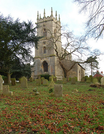 FISKERTON CHURCH (Lincolnshire UK)