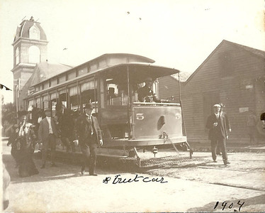 KEY WEST TRACTION COMPANY